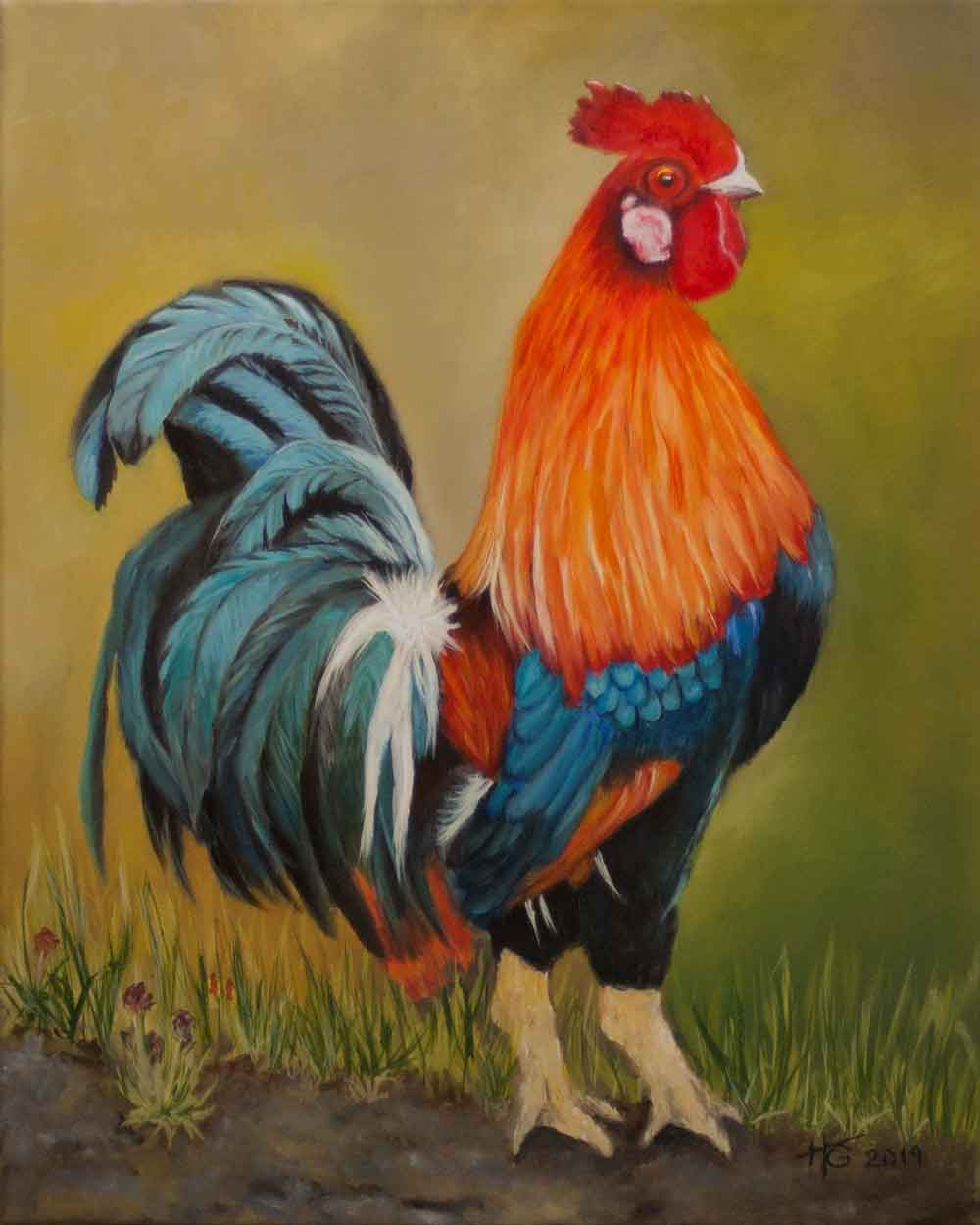 Hahn Rooster