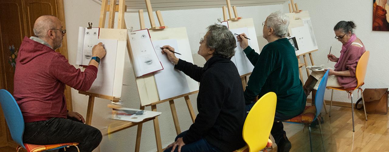 Guggenbühl Art Atelier Schulungsraum