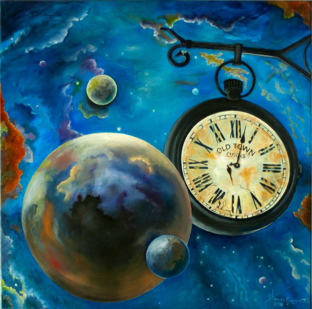 Raum Zeit Illusion